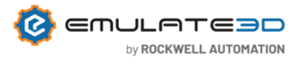 Emulate3D Rockwell Automation Logo