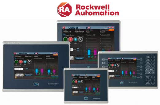 Read all about PanelView 5510 HMI by Rockwell Automation  Find out